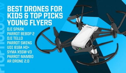 Best Drones For Kids & Top Picks Young Flyers