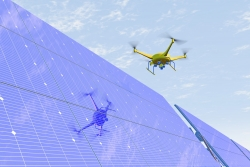 How drones are being used in the energy sector to increase efficiency and productivity