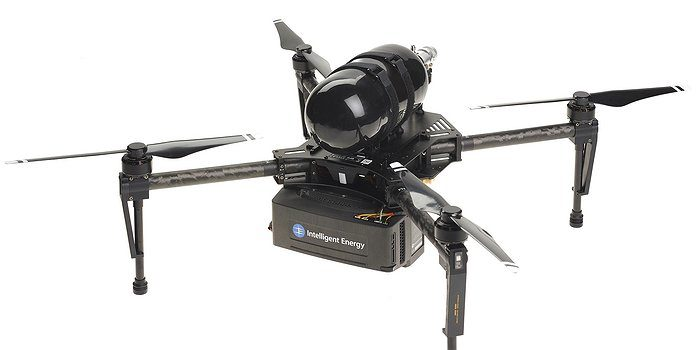 intelligent Energy Fuel Cell Drone