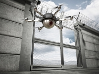 Drones Behaving Badly: Will Police be able to stop them
