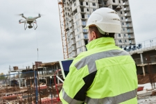 How drones in construction are revolutionizing the industry