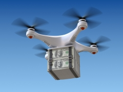 A Bullish Look at Drone Technology Investments as Investors get in early for Huge Returns