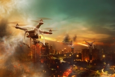 SkyNet is now a reality, will drones assist us or could they destroy us?