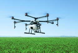 Agras MG-1 / MG-1s Drone | DJI's Industrial Agriculture Farm Hand