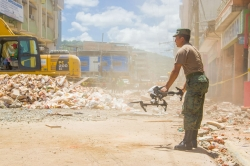 The Role Drones Play In Search and Rescue Operations and Disaster Relief